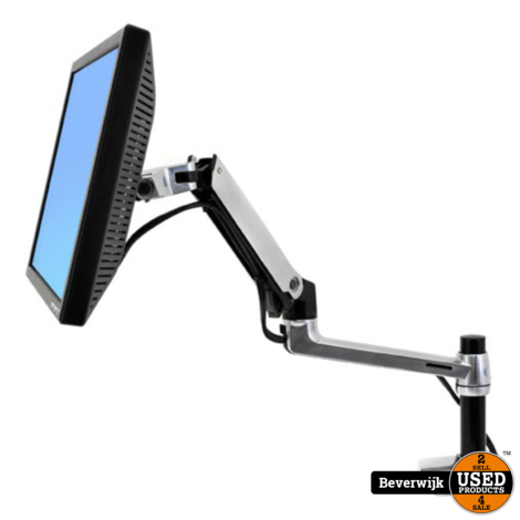 Ergotron Deskmount XL Monitor Arm - Nieuw!