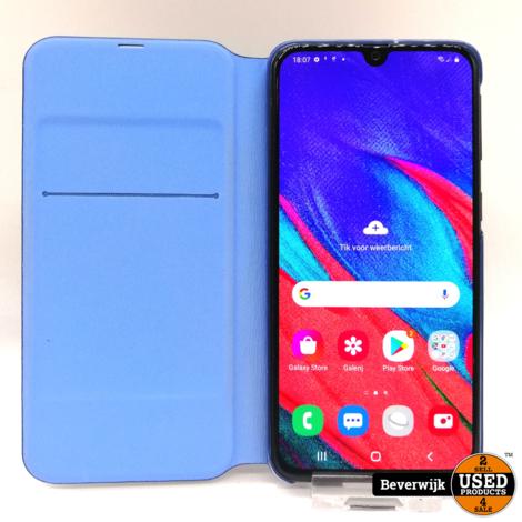 Samsung Galaxy A40 64 GB Blauw Nette Staat