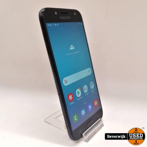 Samsung Galaxy J5 16 GB 2017 Blauw in Nette Staat