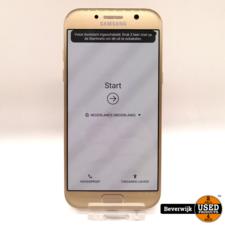 Samsung Samsung Galaxy A5 2017 32GB Goud - In Nette Staat