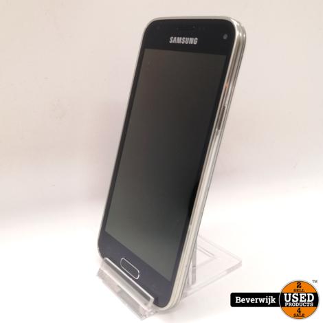 Samsung Galaxy S5 Mini 16 GB in Goede Staat