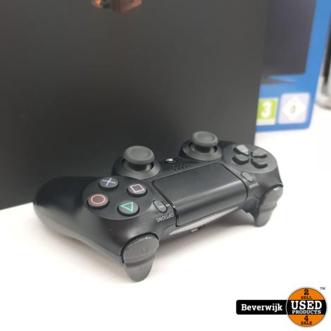 Sony PlayStation 4 Pro 1 TB - Zo Goed Als Nieuw