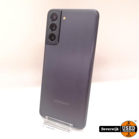 Samsung Galaxy S21 5G 128GB Grijs - Nieuw in Doos