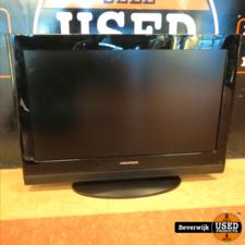 Grundig Vision 7 32-7860 32 Inch TV Incl Afstandsbediening - Zo Goed Als Nieuw!