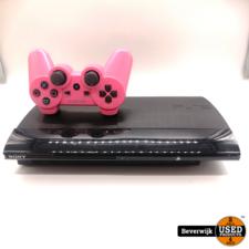 Sony Sony Playstation 3 Ultra Slim 500GB - In Goede Staat