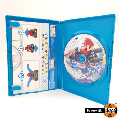 Mariokart 8 Nintendo Wii U Game - In Nette Staat