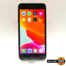 Apple Apple iPhone 8 Plus 64GB Zwart - Zo Goed Als Nieuw!