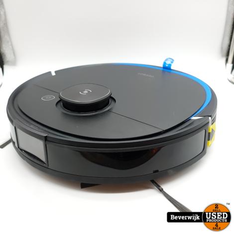 Deebot Ozmo T8 AIVI Robotstofzuiger met Dweilfunctie - NIEUW