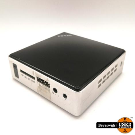 Zotac Mini Desktop 64 GB SSD - Zo Goed Als Nieuw!