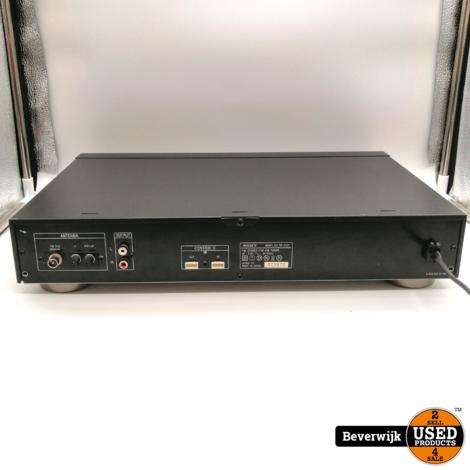 Sony ST-S101 Tuner Zwart - In Goede Staat