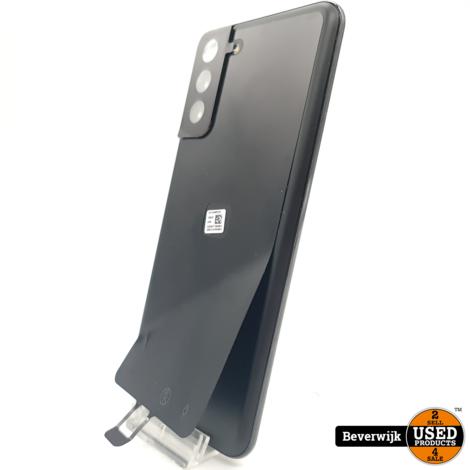 Samsung Galaxy S21+ 256GB Zwart - NIEUW 2 Jaar GARANTIE