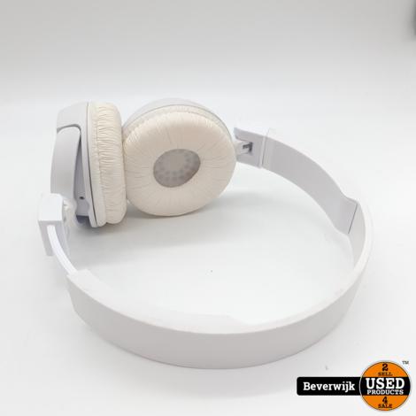 JBL T450BT Wireless Headset Wit - In Nette Staat