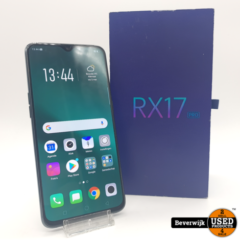 Oppo RX17 Pro 6 GB 128 GB Groen in Nieuw Staat