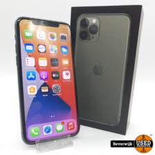 Apple Apple iPhone 11 Pro 64GB Midnight Green - In Nette Staat