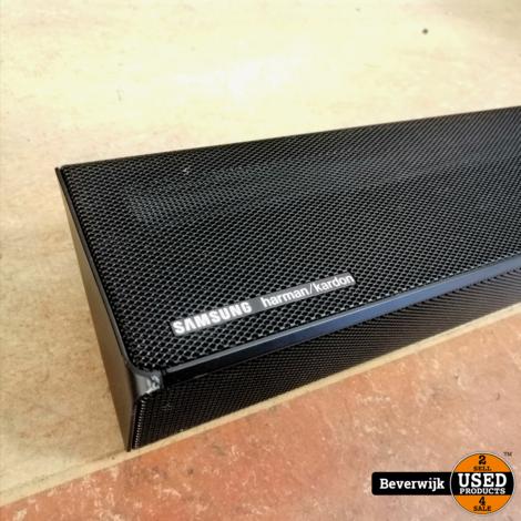 Samsung HW-Q60r Soundbar + SubWoofer - In Nette Staat