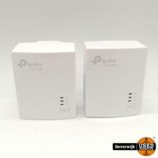 TP Link AV1000 Powerline Wifi 1000 mbps - Zo Goed Als Nieuw!