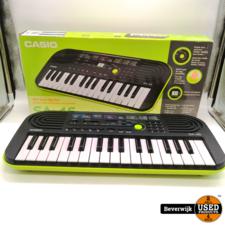 Casio SA-46 Mini Keyboard Groen - In Nette Staat