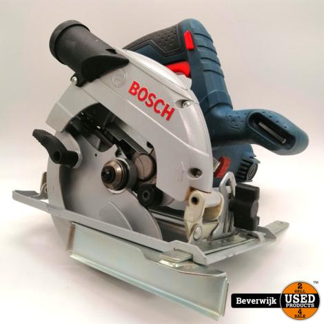 Bosch GKS 165 Cirkelzaagmachine - in Goede Staat