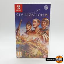 Civilization VI / CIV 6 Nintendo Switch Game - In Nette Staat