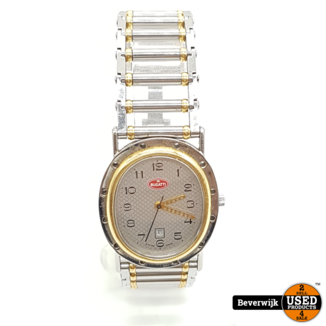 Bugatti G70 Special Edition Vrouwen Horloge - In Goede Staat