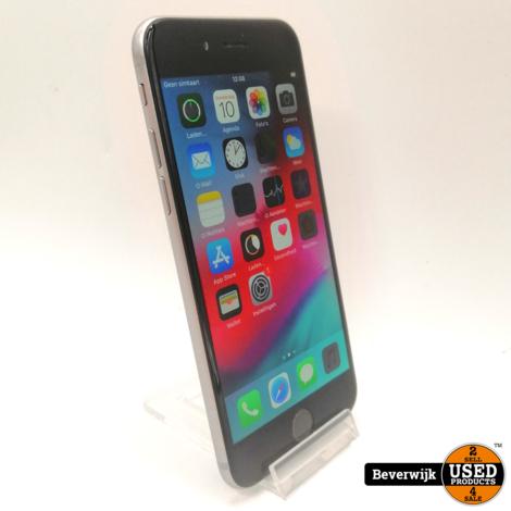 iPhone 6 16 GB Zwart in Goede Staat