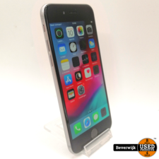 Apple iPhone 6 16 GB Zwart in Prima Staat