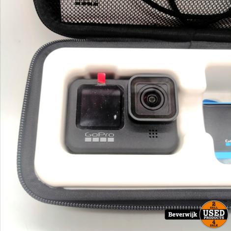 GoPro Hero 9 Black Action Camera - Nieuw in Doos!