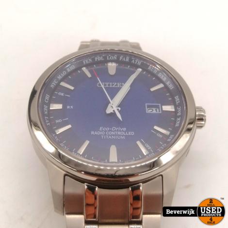 Citizen CB0190-84L Heren Horloge - Nieuw!