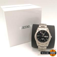 Seiko SGG729P1 Titanium Heren Horloge - Zo Goed Als Nieuw!