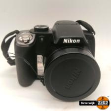 Nikon Nikon Coolpix P80 10.1 Megapixels Digitale Foto Camera - In Goede Staat