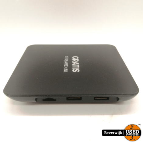 Streambox 4K - HDMI - Mediaspeler - In Goede Staat