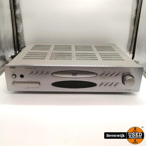 NAD L53 DVD Receiver Zilver - In Nette Staat