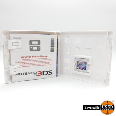 Pokemon Moon Nintendo 3DS Game - In Nette Staat
