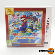 Super Mario Island Tour 3DS Game - In Nette Staat