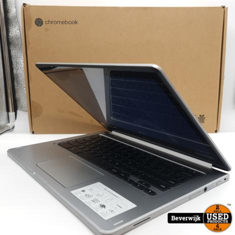 Acer Chromebook R13 CB5-312T-K7SP - Zo Goed Als Nieuw