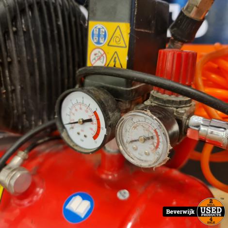 Fini 25 fs/2500 Compressor - In Goede Staat