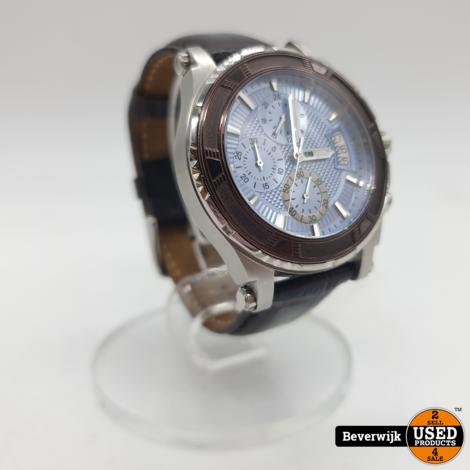 Geuss W0673G1 Heren Horloge - In Nette Staat