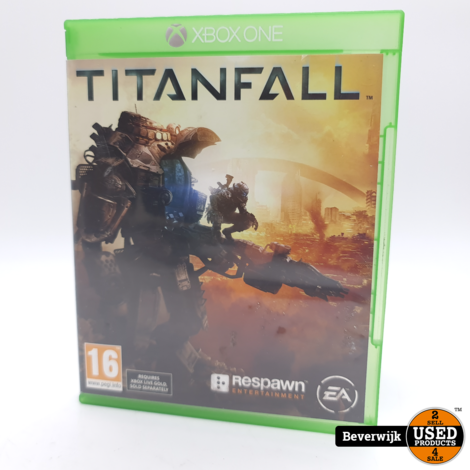 TitanFall Xbox one Game - In Nette Staat