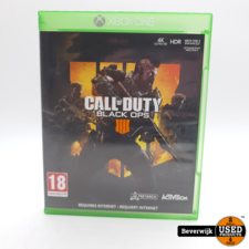 Call of duty Black Ops III Xbox one Game - In Nette Staat