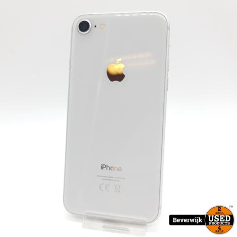 Apple iPhone 8 64GB Zilver - In Goede Staat