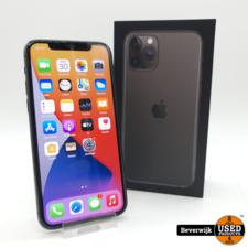 Apple Apple iPhone 11 Pro 64GB Accu 84 - In Goede Staat