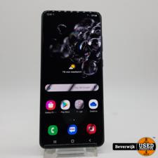 Samsung Samsung Galaxy S20 Ultra 128 GB 5G Zwart in Nette Staat