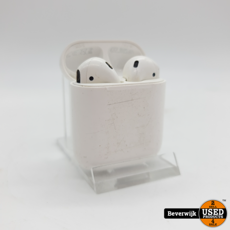 Apple AirPods (2nd Generation) - In Goede Staat