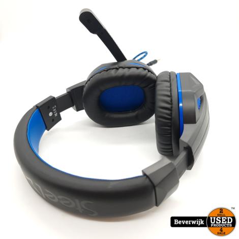 SteelPlay HP 41 PlayStation 4 Headset Blauw - In Nette Staat