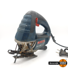 Bosch Bosch GST75BE Decoupeerzaag 650 Watt - In Goede Staat