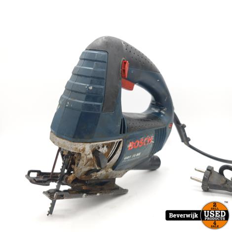 Bosch GST75BE Decoupeerzaag 650 Watt - In Goede Staat