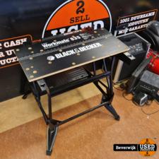 Black & Decker Workmate 835 - NIEUW