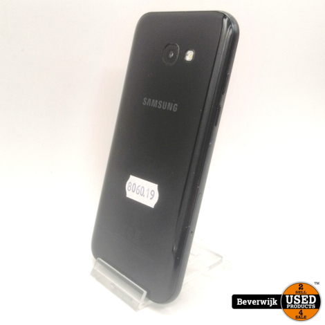 Samsung Galaxy A5 32 GB Zwart in Goede Staat