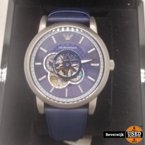 Emporio Armani Luigi Horloge AR60011 - Nieuw!