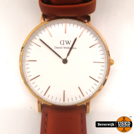Daniel Wellington Classic St Mawes - In Nette Staat